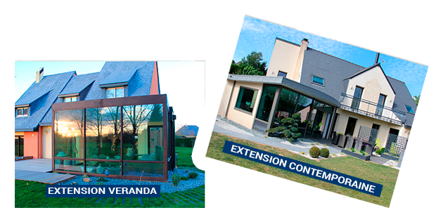 Extension maisons