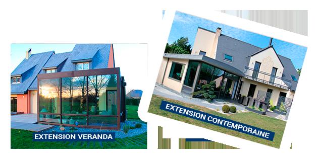 Extension maisons