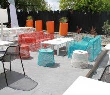 mobilier extérieur design