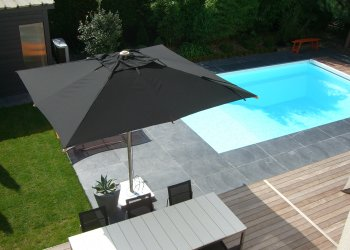 entourage piscine ext rieur ardoise dj cr ation. Black Bedroom Furniture Sets. Home Design Ideas