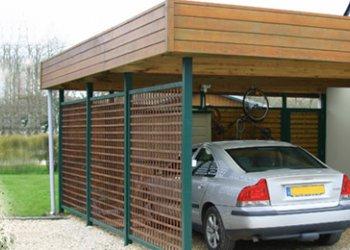 carport bois sur mesure