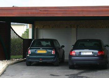 Photo abri voiture