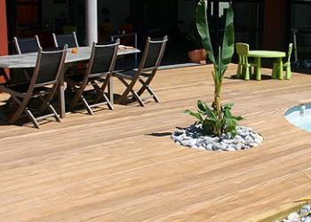 Terrasses en bois