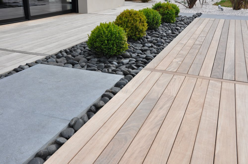 All es de jardin design dj cr ation for Amenagement jardin bordure