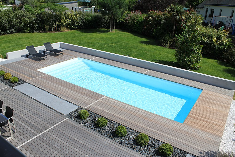 Entourage piscine design dj cr ation for Entourage piscine design