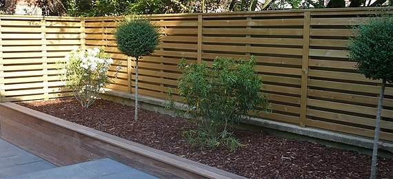 Claustra bois pour jardin dj cr ation for Separation bois pour jardin