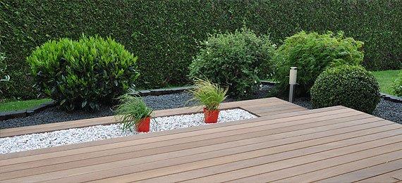 Am nagement d 39 espaces verts pour votre jardin dj cr ation for Amenagement jardin rennes