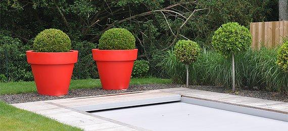 Jardini re design pour votre ext rieur dj cr ation for Jardiniere exterieur