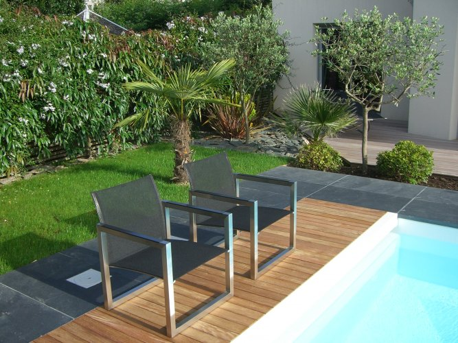 mobilier de jardin design dj cr ation. Black Bedroom Furniture Sets. Home Design Ideas