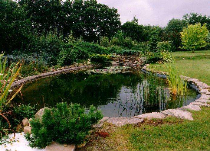 bassin d'eau